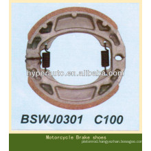 drum brake shoes for C100