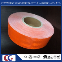 3m High Quality Micro Prism Orange Truck Reflective Material Tape