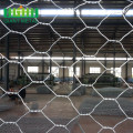 Galvanized Anti Corrosion Hexagonal Gabion Box Wire Mesh