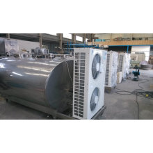 Horizontal or Vertical Milk Cooling Tank