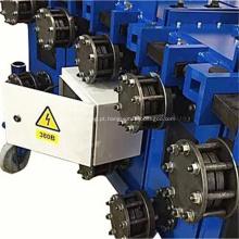 Máquina de Silo Espiral de Chapa de Aço Galvanizado