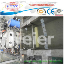 300kg/H High Output Recycling Strand Plastic Granulating Machine