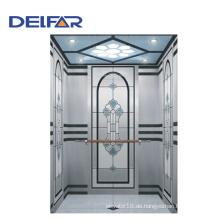Spiegel geätzt St. St. Passagier Aufzug