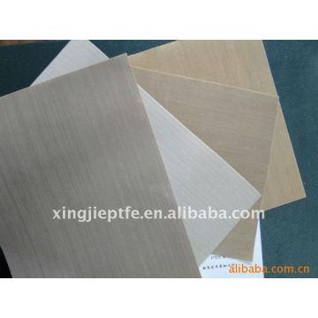 Tissu en fibre de verre revêtu de PTFE avec membrane ptfe