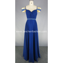 Elegant Sweetheart Neckline Chiffon Prom Dress