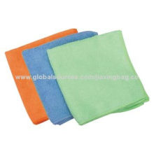 Hot Sale Micro Fiber Cleaning Cloths, OEM Orders are Welcome