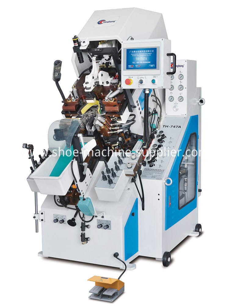 Toe Lasting Machine Manufacturers