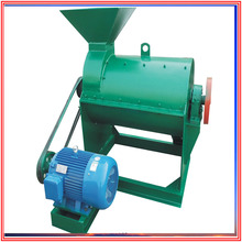 Wet Manure Crusher Machine / Organic Fertilizer Crushing Machine