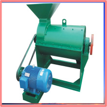 High Quality Semi-Wet Material Crusher / Automatic Chicken Manure Crushing Machine