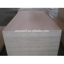 1220*2440mm WBP glue poplar core plywood