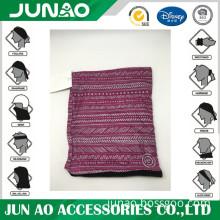 promotional soft & windproof polar fleece neck warmer scarf factory
