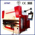 Freio de prensagem hidráulico do CNC, máquina de dobra hidráulica, freio de imprensa do CNC (125T 3200 DA66W 4 + 1axes)