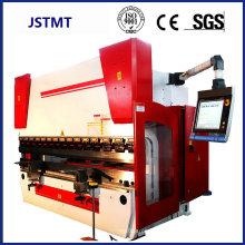Freno hidráulico de la prensa del CNC, máquina de doblar hidráulica, freno de la prensa del CNC (125T 3200 DA66W 4 + 1axes)