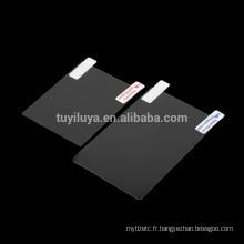 Effacer Anti Scratch Cristal Bas LCD Protecteur D'écran Film Garde Pour Nintendo Pour 3DS