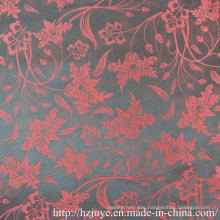 Polyester-Viscose Jacquard Lining Fabric for Garment Lining (JVP6358A)