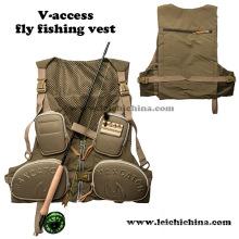 Estoque Disponível Veste de pesca com mosca V-Access barato