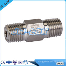 1 psi 1/4'' stainless steel poppet check valve ,made in China
