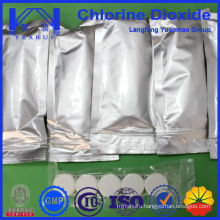 Chlorine Dioxide Tablet Water Treatment for Swimming Pools