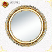 Round Mirror Frame (PUJK03-G) for Home Decoration