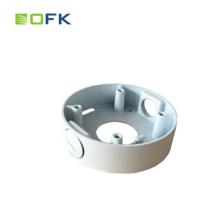 Base da caixa de junção do suporte das peças da câmera do CCTV da montagem para a câmera do IP da abóbada AHD do IR
