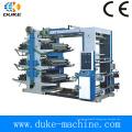 Six Color Flexo Printing Machine (YT-6-800)