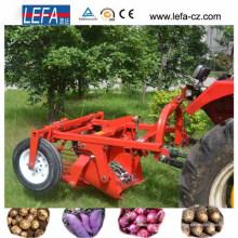 Heißer verkaufender Minitraktor-Kartoffel-Erntemaschine mit Ce