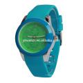 CE Rohs Minimalista Polonês Silicone Crianças Assista China Assista Fábrica Unisex Quartz Relógios