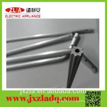 Tubos de aluminio personalizados de buena calidad