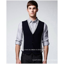 Manufactory Knitting Vest Sweater for Man