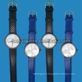 New Style Marble Dial Fashion Stainless Steel Quartz Watch Hl-Bg-046