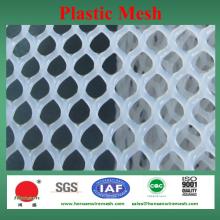 white extruded mesh/extruded plastic mesh/netting/plastic plain net                                                                         Quality Assured