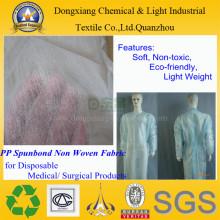 PP Vliesstoff für Einweg-medizinische und chirurgische Produkte