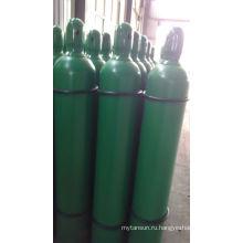 Бесшовный стальной водородный газовый баллон (WMA-219-44)