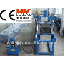 Glazed Metal Roof Ridge Cap Cold Roll Forming Machine/making machine