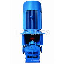 Pompe à enveloppe double à double aspiration verticale