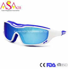 Fashion Designer UV400 Protection PC Men Sport Sunglasses (14372)