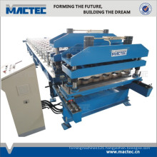 metal sheet roofing roll forming machine