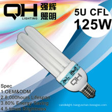 E27 125W Energy Saving Lamp
