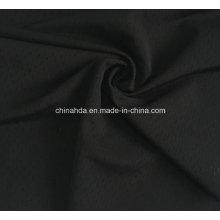 Высокой упругой нейлона спандекс сетка ткани для спортивной одежды (HD1401036)