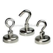 2015 hot sale strong neodymium magnetic hook