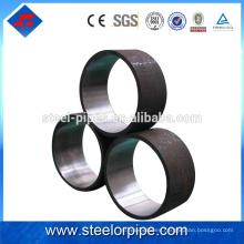Tubo de acero al carbono galvanizado barato promocional
