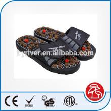 l'acupuncture pantoufle de massage relaxation et le rajeunissement Flip Flop sandales plage chaussures