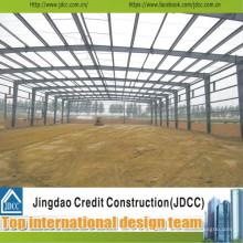 Kostengünstige und professionelle Gable Steel Structure Workshop