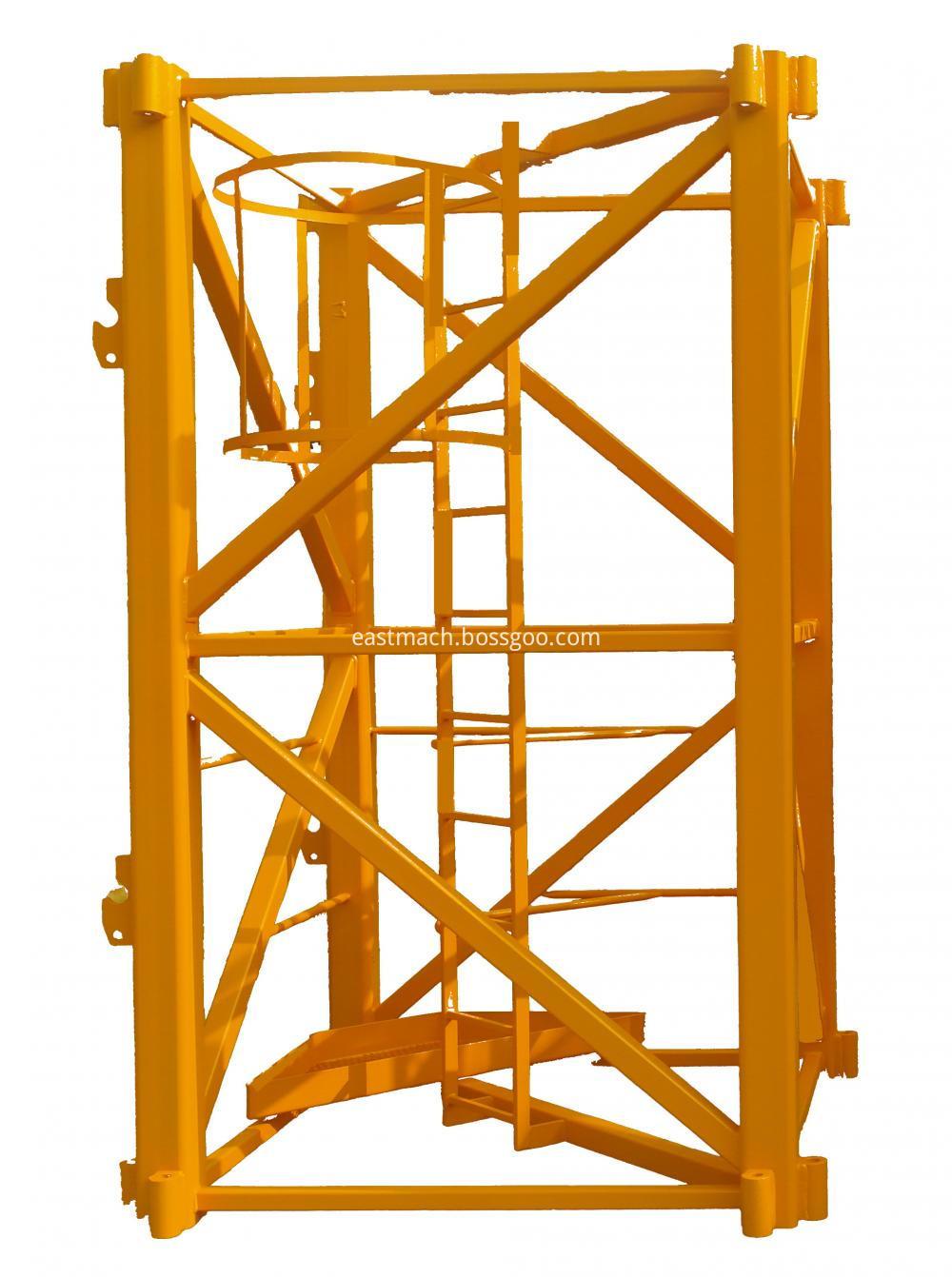 Liebherr Mast Sections