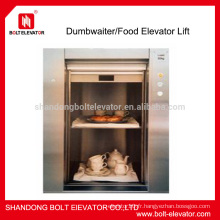 China Stable Short Waiting Dumbwaiter 2 ascenseur sur plancher