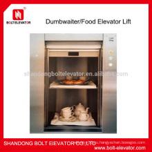 Двухэтажный лифт в двухместном лифте