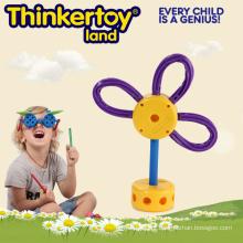 Mini flor promoção dom plástico brinquedo para 3+