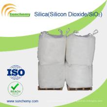 Silice précipitée / dioxyde de silicium / carbone blanc / Sio2