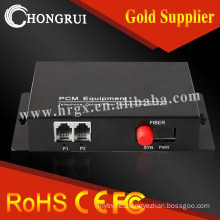 FXS Telephone Interface FXO SPC exchange Interface pots (rj11) phone line over fiber converter
