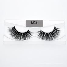 Wholesale Lash Manufacturer 3D/5D Mink Eyelashes with Custom Box and Logo